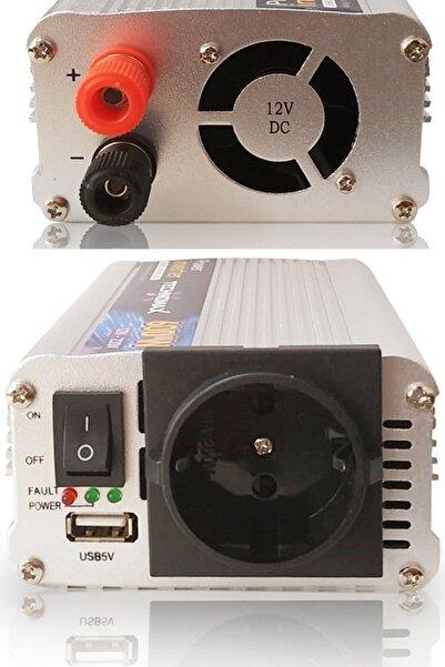 Mobee Teknomax 600w Inverter Dönüştürücü Araç Içi Fiş Dönüştürücü 1410