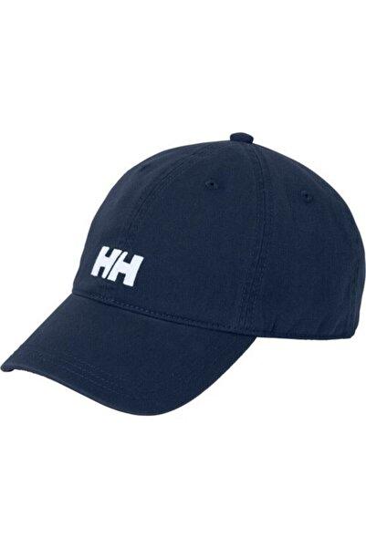 Helly Hansen Hh Logo Cap Kadın Erkek Şapka Lacivert