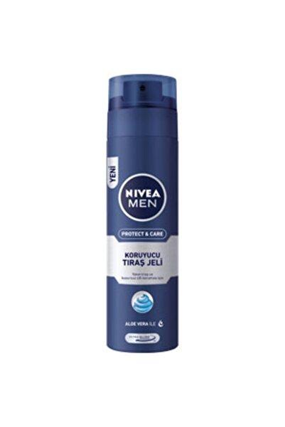 Nivea Protect; Care Tıraş Jeli 200 ml