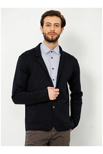 Fabrika Erkek Lacivert Ceket