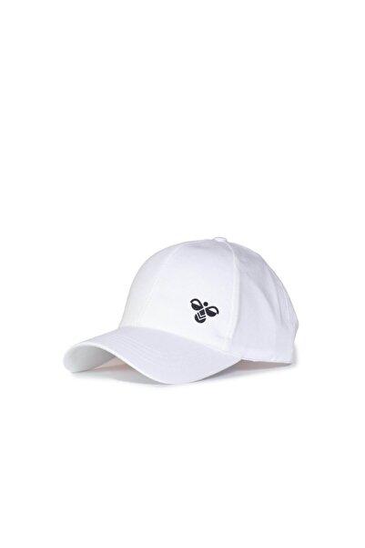 HUMMEL Şapka Quıl Unisex Beyaz 970178-9003