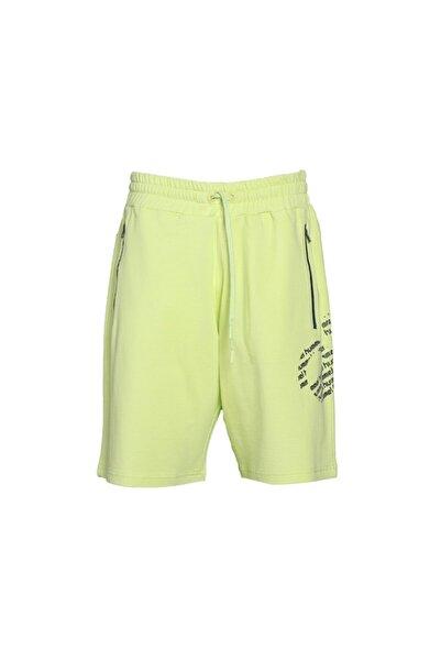 HUMMEL Erkek Günlük Şort 931183-6751 Sarı Hmlwill Short