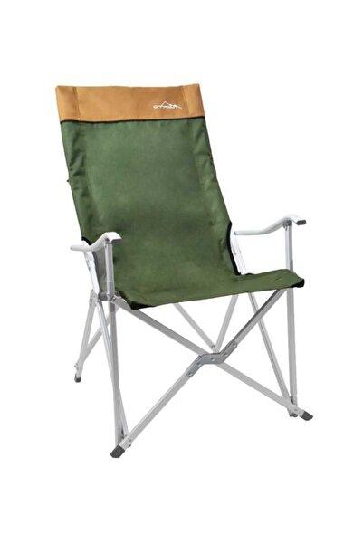 NURGAZ Campout Katlanır Lux Kamp Sandalyesi