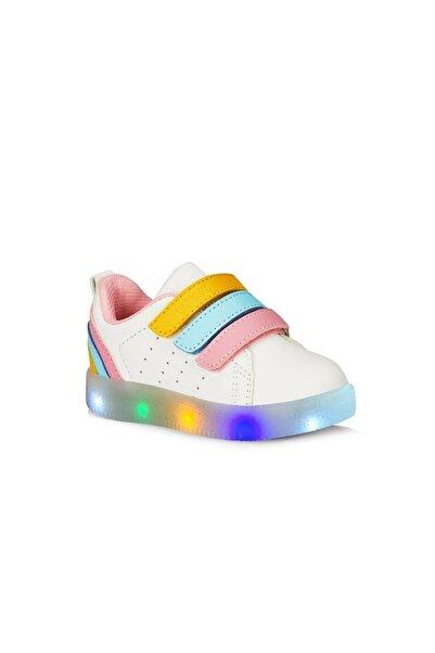 Vicco Kız Bebek Işıklı Sneaker