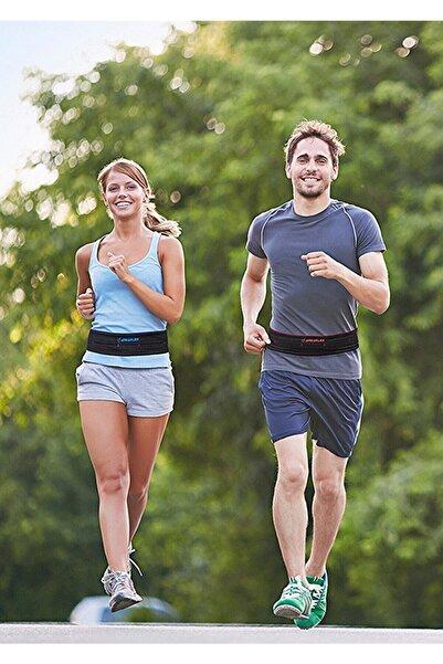 AYACO Unisex Mavi Spor Çantası Koşu Bel Taşıyıcı Çanta Bel Çantası Bel Kemeri