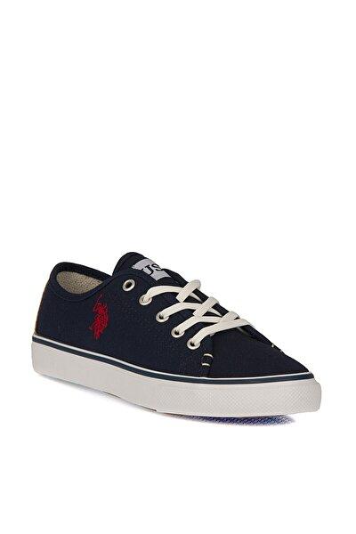 U.S. Polo Assn. TOGA Lacivert Kadın Sneaker Ayakkabı 100249571
