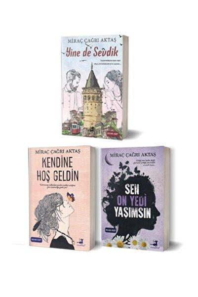 Olimpos Yayınları Yine De Sevdik, Kendine Hoş Geldin Ve Sen On Yedi Yaşımsın - 3 Kitap
