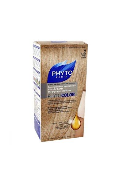 Phyto Saç Boyası - Phytocolor 9 Kiti Açık Sarı 618059109645