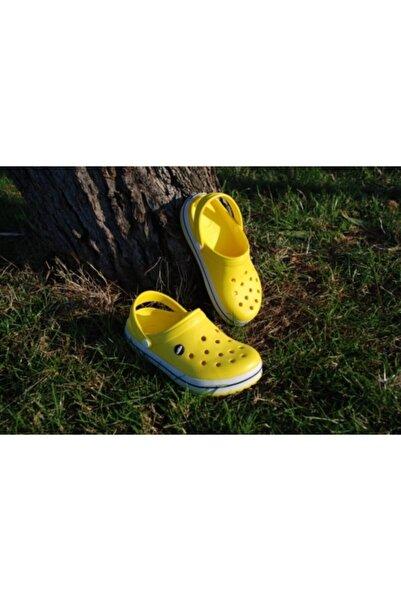 Akınal Bella Unisex Cross Çok Yumuşak Hem Terlik Hem Sandalet Önü Kapalı Terlik