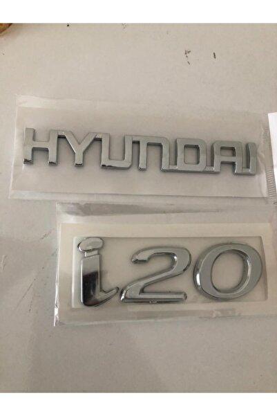 Hyundai -ve-i20-yazı-arma- A Kalite