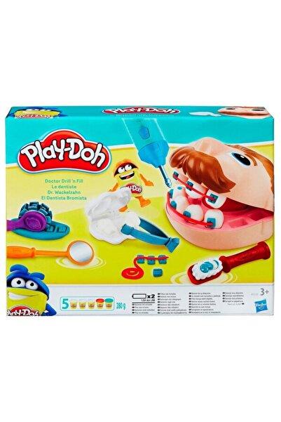Play Doh Dişçi Seti Oyun Hamur Seti B5520