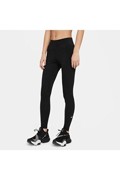 Nike Nıke Wmns One Df Mr Tgt Kadın Tayt Dd0252-010
