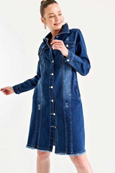 Bigdart 0614 Uzun Kot Ceket