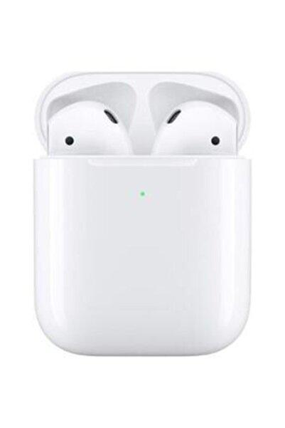 Resterve Beyaz Ipone Airpods 2. Nesil Uyumlu Bluetooth Kulaklık