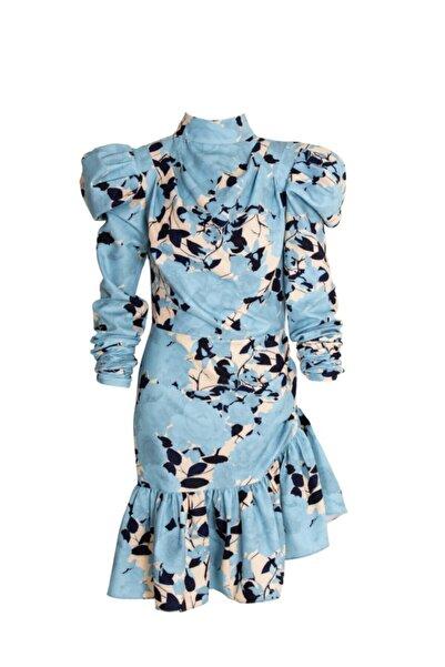 glambils Baby Blue Bonita Elbise