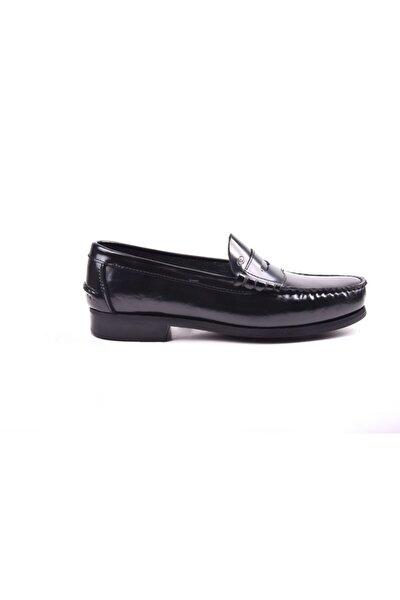 Dexter Erkek Siyah Loafer Ayakkabı