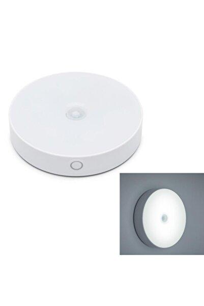 SGE TEKNOLOJİ Hareket Sensörlü Usb Şarjlı Led Işık Lamba