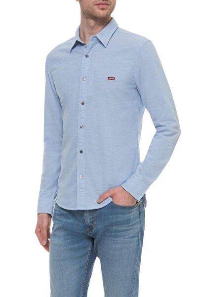Levi's Erkek Mavi Spor Gömlek 86625-0005