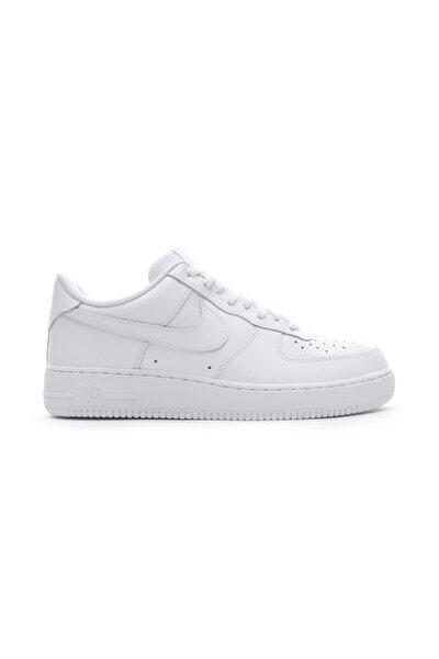 Air Force Unisex Beyaz Sneaker 1 '07