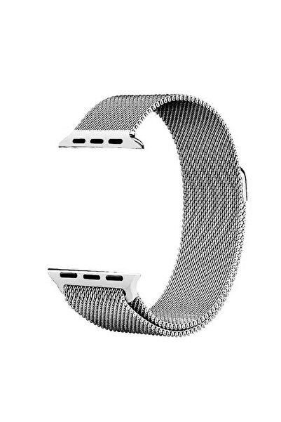 zore Apple Watch 5 Akıllı Saat Kordon 40 Mm Metal Mıklatıslı Özel Şık Dizayn Tasarım Kordon