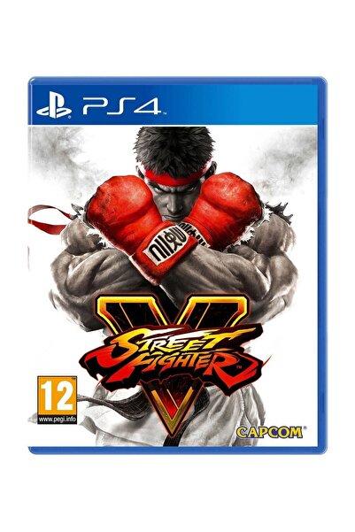 CAPCOM Street Fighter V PS4 Oyun