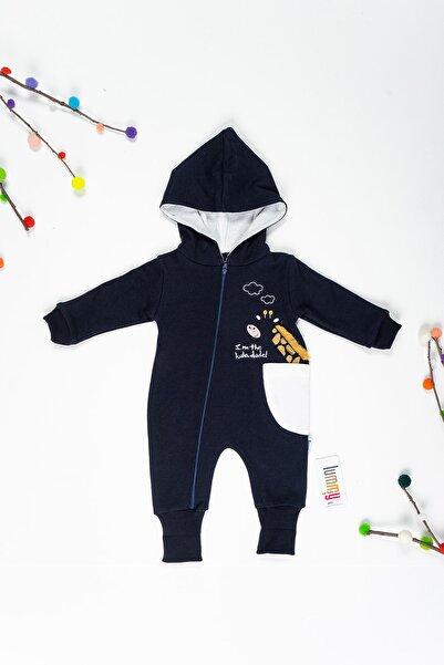 Bebe Zürafalı K Tulum K.lacivert