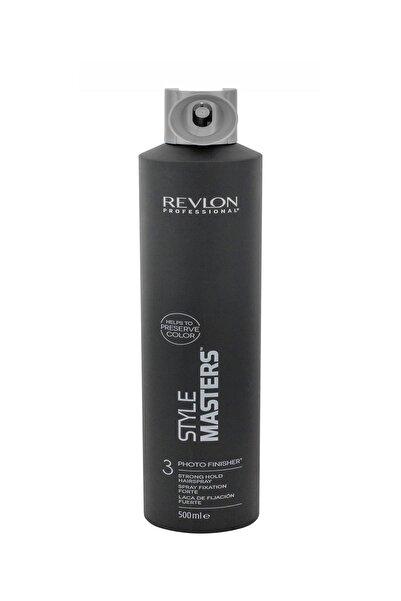 Revlon Style Masters Photo Finisher Güçlü Tutuş Saç Spreyi 500 ml