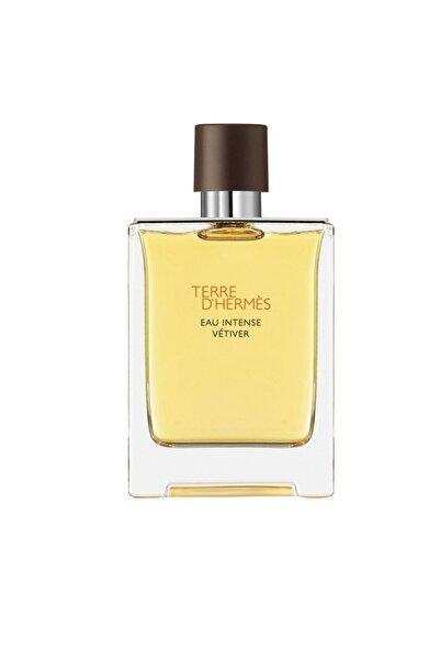 Hermes Terre D' Eau Intense Vetiver Edp 50 ml Erkek Parfüm 3346131430734