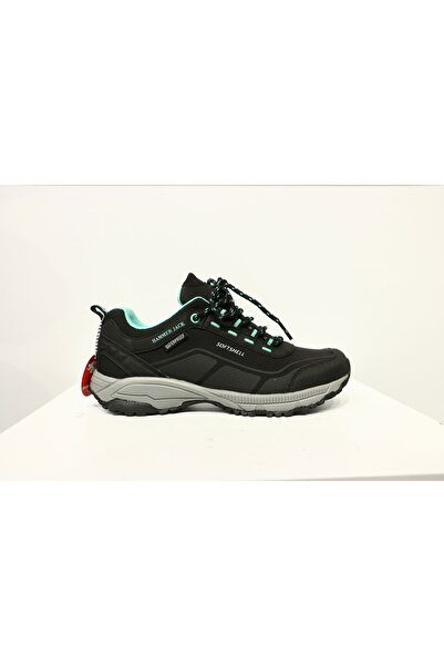Hammer Jack Unisex Siyah Suya Dayanıklı Spor Ayakkabı 101 20120g
