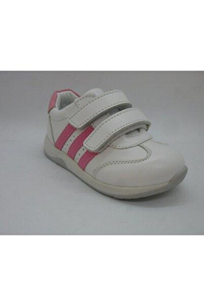 Toddler Kız Çocuk Deri Ortopedik Destekli Ayakkabı 01204
