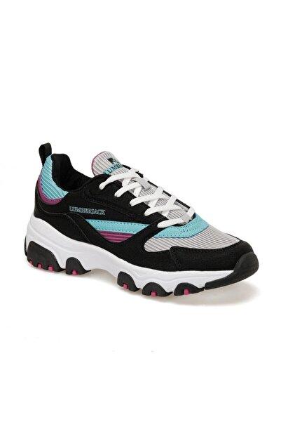 lumberjack Kadın Siyah Spor Ayakkabı 0m Carlıne