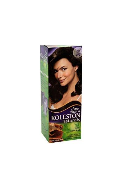 Koleston Naturals Kit 3.0 Koyu Kahve