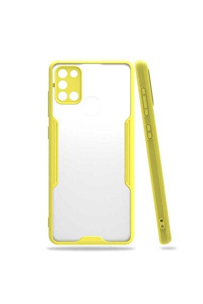 Samsung Galaxy A21s Uyumlu Kılıf Pastel Renk Tasarımı Cool-perfect Yumuşak Ve Esnek