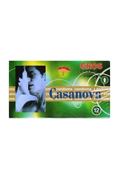 Eros Casanova 12 Li Prezervatif