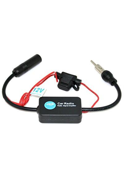 Techmaster 12v Radyo Sinyal Yükseltici Güçlendirici Amplifikatör