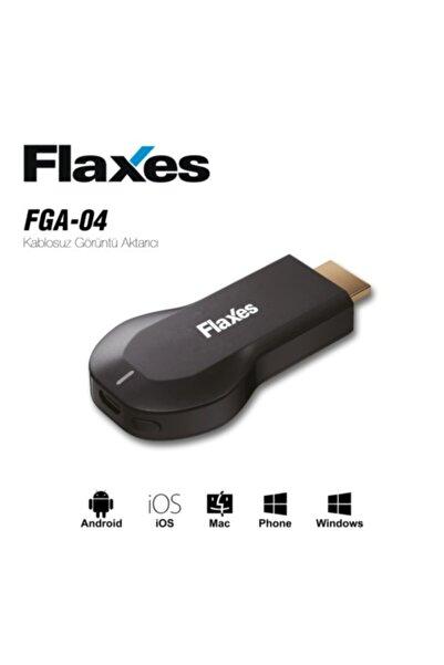 FLAXES Kablosuz HDMI Görüntü Ve Ses Aktarıcı FGA-04