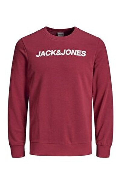 Jack&jones Jcovıbe Sweat Crew Neck Erkek Sweat 121