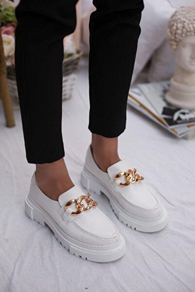 SABELİN SHOES Kadın Loafer Ayakkabı