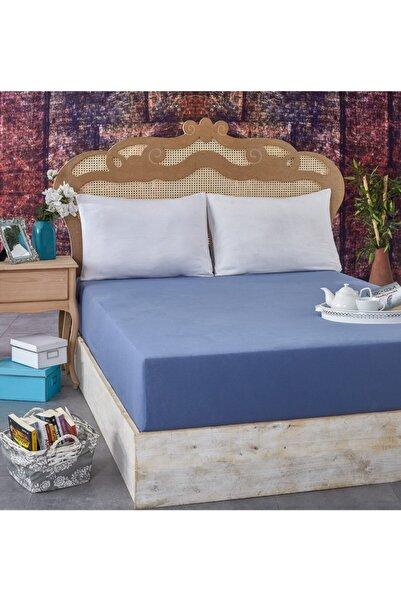Komfort Home King Size Penye Lastikli Çarşaf 180x200 Cm