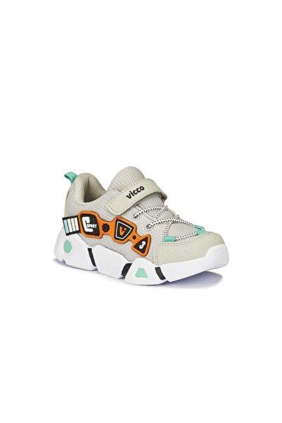 Vicco Bebe Phylon Spor Ayakkabı Erkek Çocuk Gri
