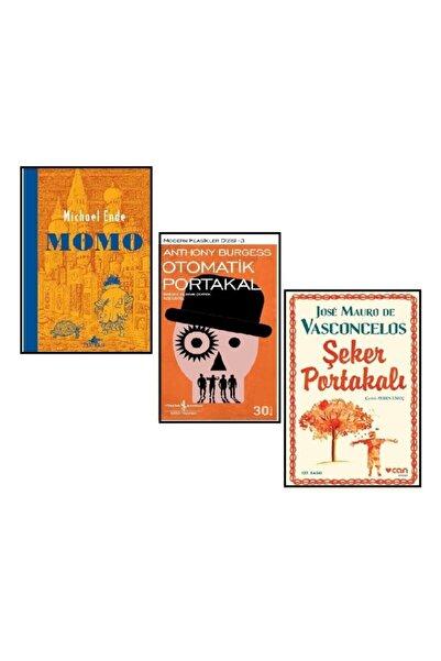 Dafina Yayıncılık Momo, Otomatik Portakal, Şeker Portakalı