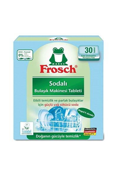 Frosch Sodalı 30lu Bulaşık Makinesi Tableti