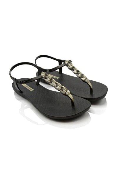 İpanema Kadın Siyah Sandalet