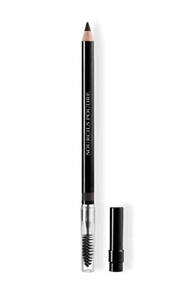 Dior Pudra Kaş Kalemi - Powder Eyebrow Pencil 093 Black 3348901253123