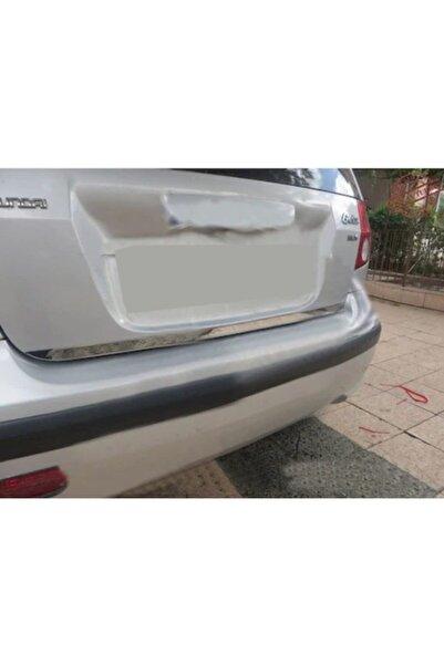 KromGaraj Hyundai Getz Formlu Krom Bagaj Alt Çıtası 2002 Paslanmaz Çelik