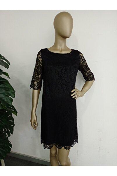 GIZIA CASUAL Gizia Güpür Kumaşlı Elbise