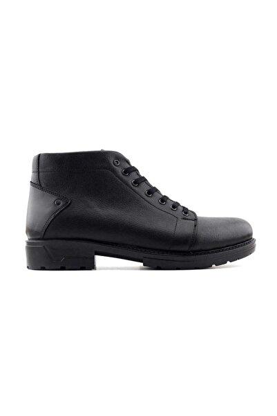 Kayra Chic Foots 001 Erkek Bot-siyah