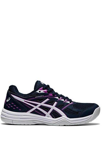 Asics Kadın Voleybol Ayakkabı 1072a055-401-mavi