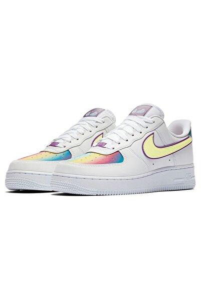 Nike Unisex Beyaz Air Force 1 Easter Sneaker