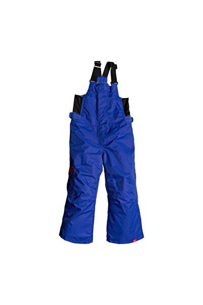 Roxy Unisex Çocuk Mavi Snowboard Pantolonu